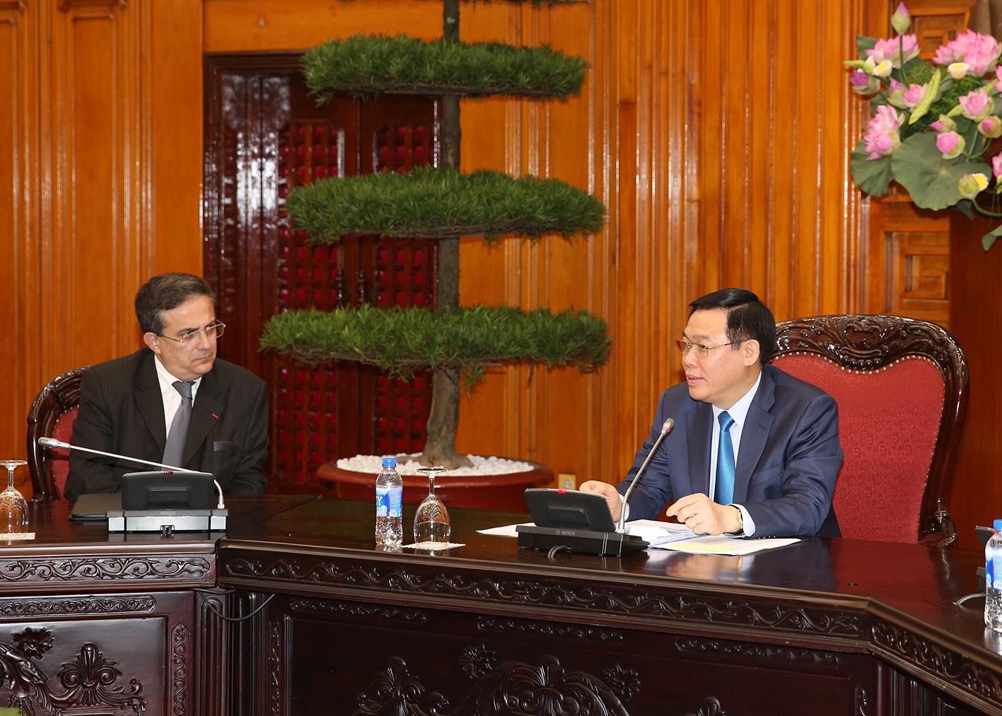 Thành công của các doanh nghiệp Pháp tại Việt Nam chính là thành công của Việt Nam