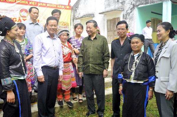 Hà Giang cần nâng cao hiệu quả phong trào giúp nhau giảm nghèo bền vững