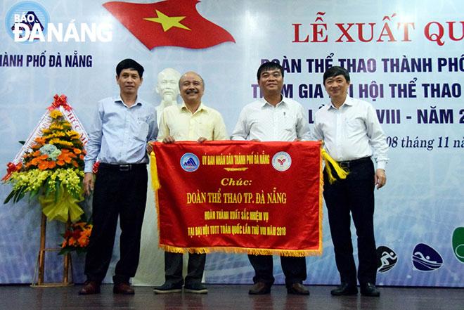 Đà Nẵng đặt mục tiêu nhóm 7 đơn vị dẫn đầu Đại hội thể thao toàn quốc lần thứ VIII