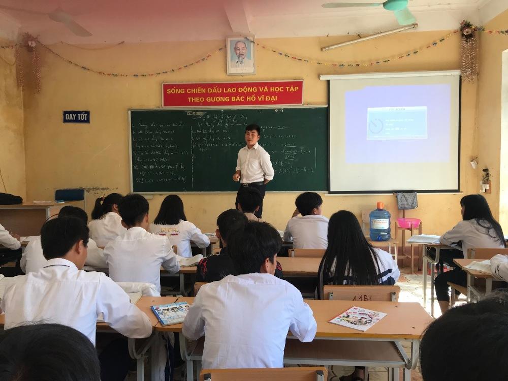 Phát huy vai trò người thầy trong đổi mới giáo dục