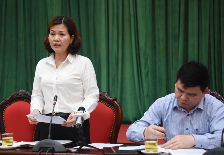 Quận Long Biên (Hà Nội) tăng cường xử lý vi phạm trật tự đô thị