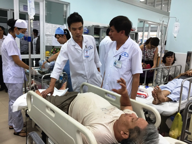 Hỗ trợ các bệnh viện tuyến dưới nâng cao chất lượng khám, chữa bệnh
