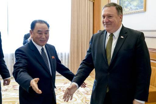 Cuộc gặp cấp cao giữa Mỹ và Triều Tiên bất ngờ bị hoãn