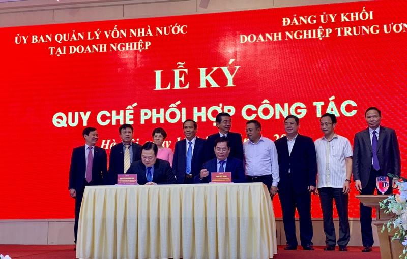 Nâng cao năng lực, sức chiến đấu của tổ chức cơ sở đảng trong đảng bộ doanh nghiệp.