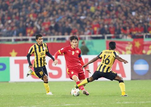 [Infographic] AFF Cup: Việt Nam thắng 05 trận trước Malaysia trong 10 lần đối đầu