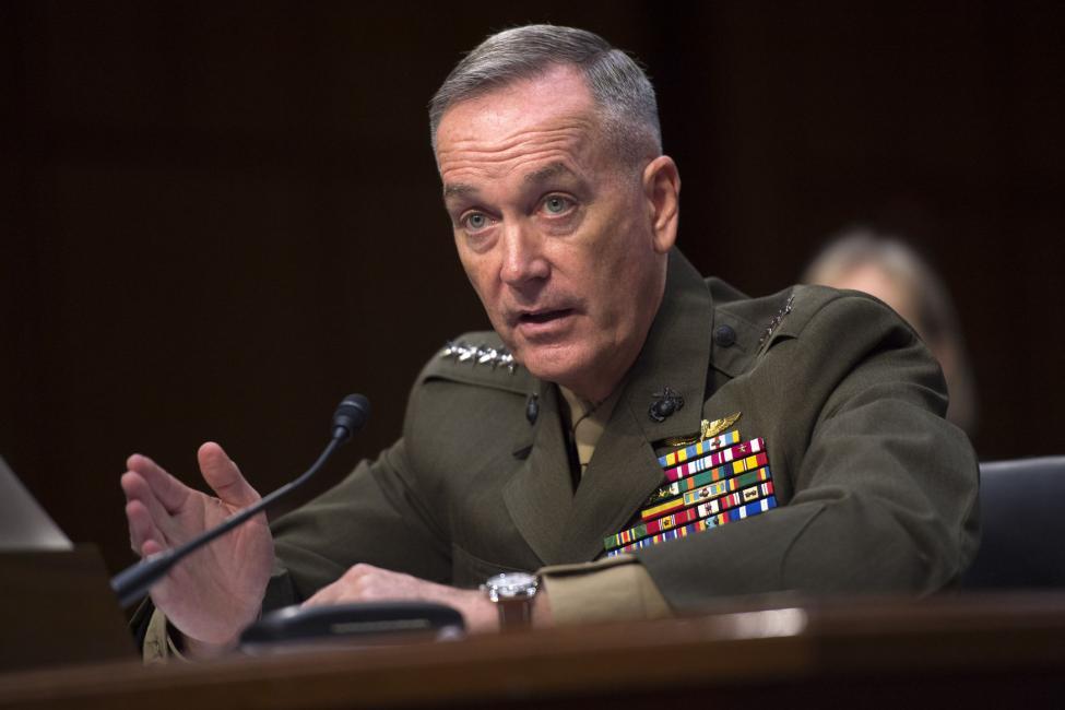 Tướng Mỹ đề cập tới khả năng thay đổi thái độ quân sự với Triều Tiên