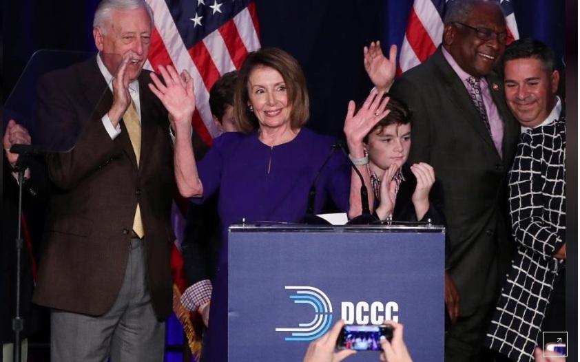 Đảng Dân chủ giành quyền kiểm soát Hạ viện Mỹ