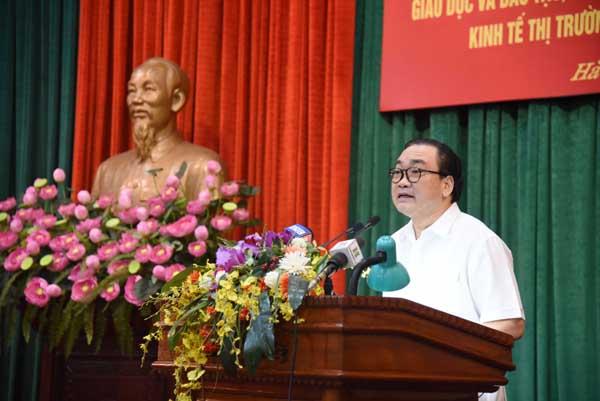 Hà Nội tiếp tục trở thành địa phương dẫn đầu cả nước về lĩnh vực giáo dục và đào tạo