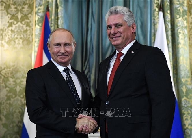 Cuba và Nga lên án các biện pháp trừng phạt đơn phương của Mỹ