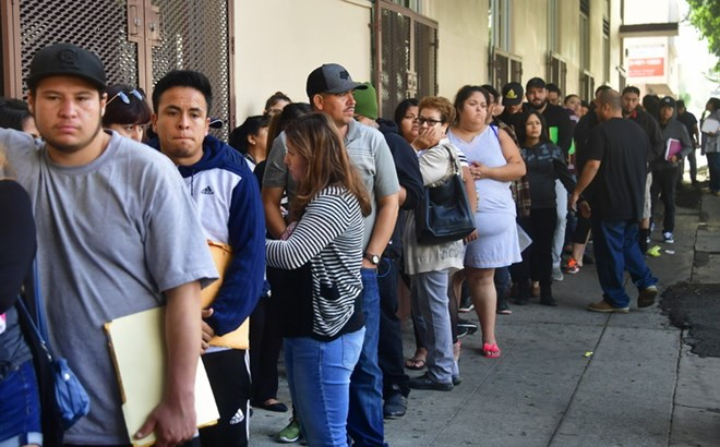 Người nhập cư trái phép vào Mỹ hết cơ hội xin tị nạn