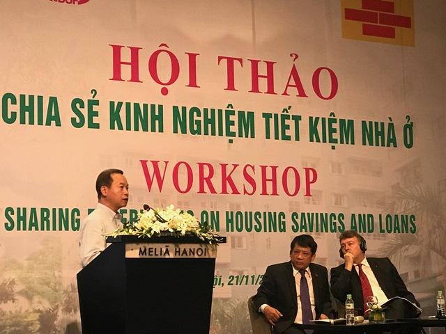 Nghiên cứu áp dụng mô hình tiết kiệm nhà ở phù hợp với Việt Nam