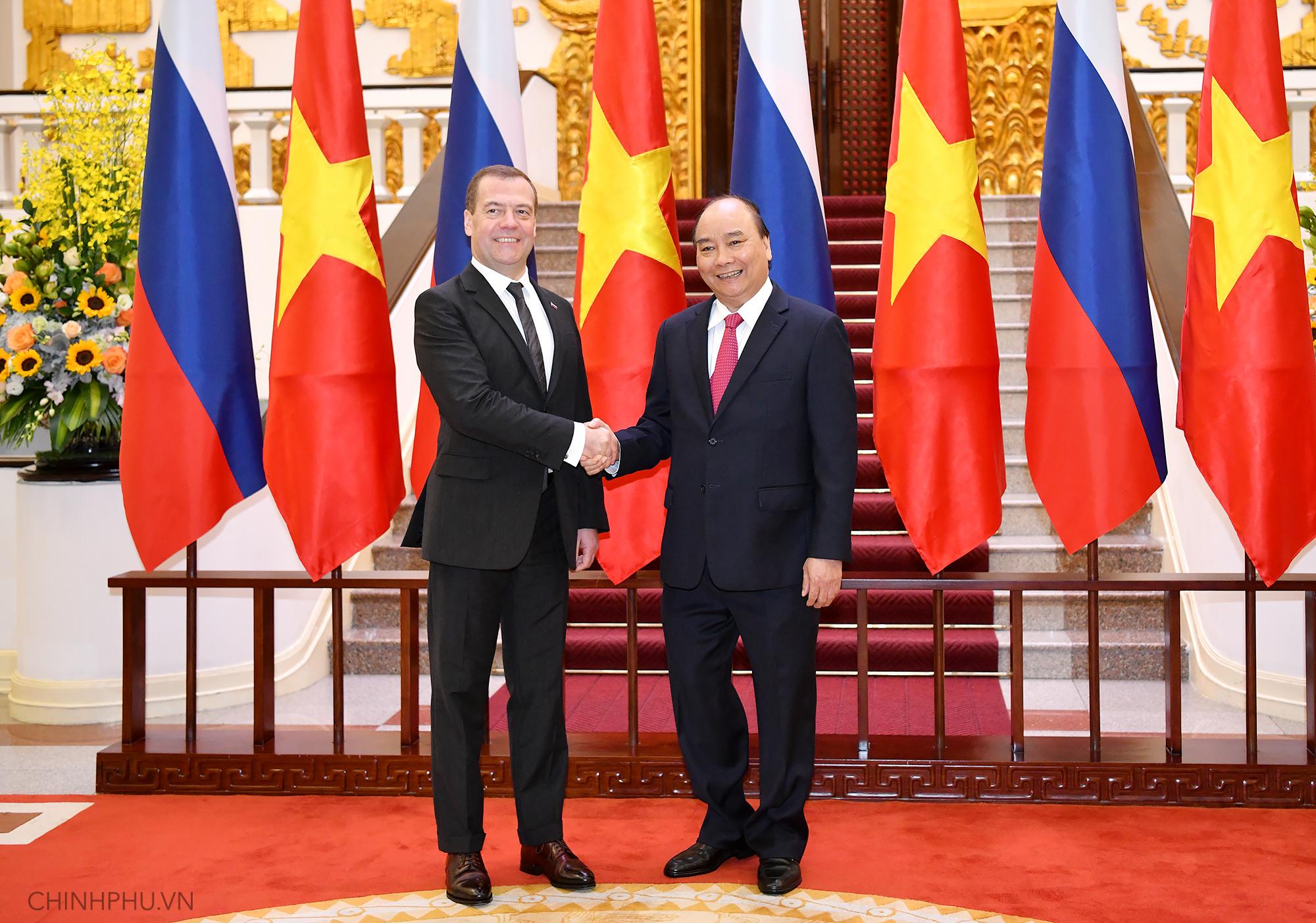 Thúc đẩy hơn nữa hợp tác Việt - Nga trên nhiều lĩnh vực