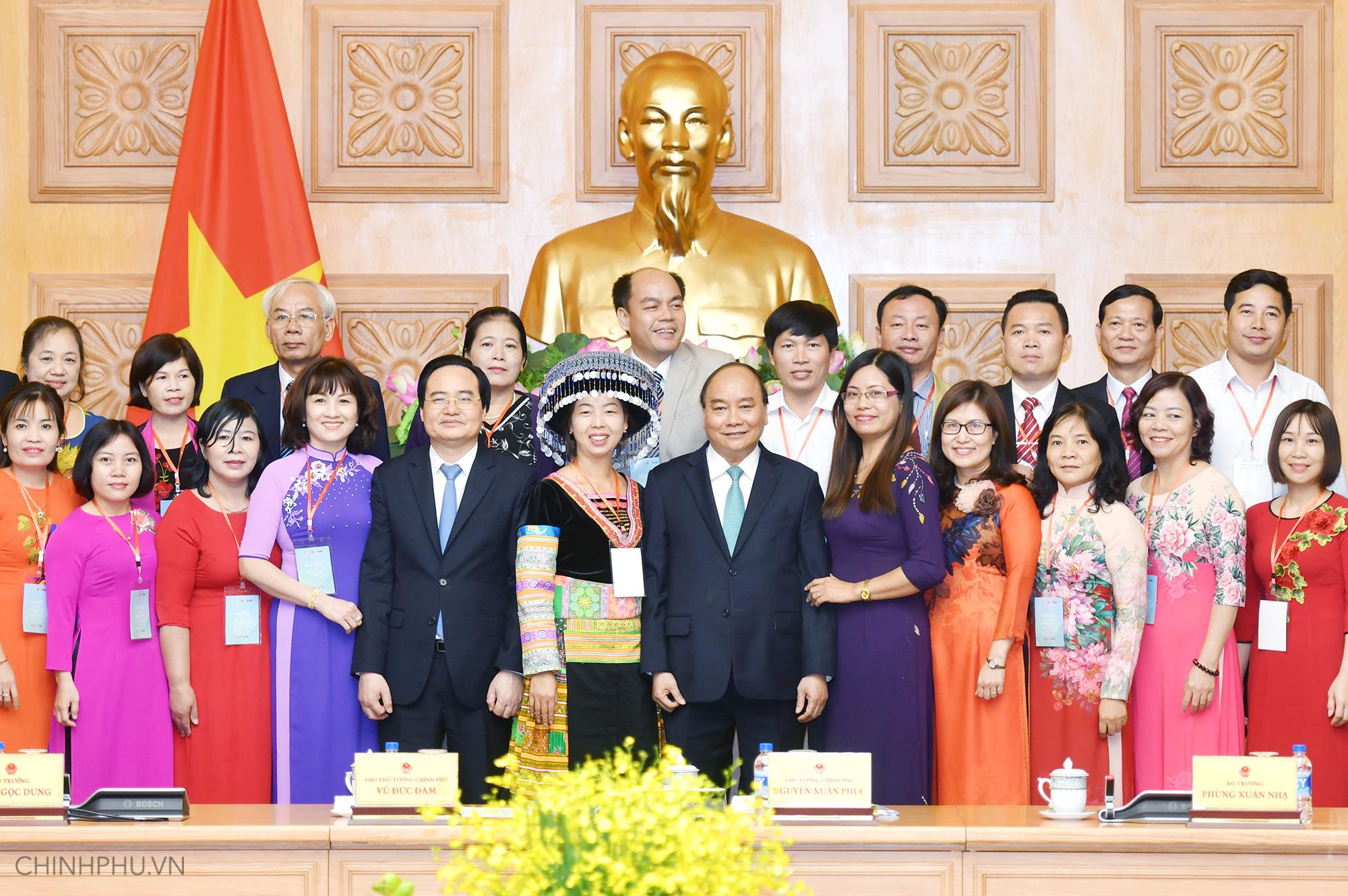 Đảng, Nhà nước sẽ tiếp tục chăm lo phát triển đội ngũ nhà giáo