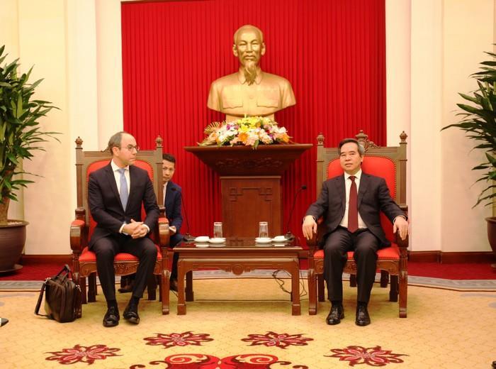 Duy trì đà phát triển tốt đẹp của quan hệ kinh tế, thương mại Việt Nam – Hoa Kỳ