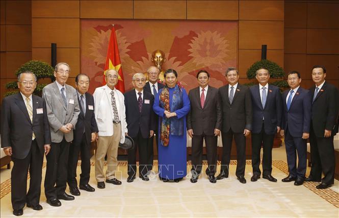 Quốc hội Việt Nam ủng hộ, đánh giá cao quan hệ Đối tác chiến lược sâu rộng Việt Nam - Nhật Bản