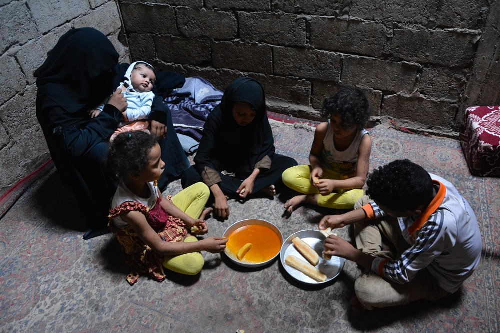 Khủng hoảng ở Yemen ảnh hưởng lớn đến phụ nữ