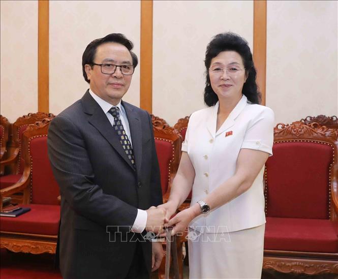 Việt Nam ủng hộ một bán đảo Triều Tiên hòa bình, ổn định và phát triển thịnh vượng