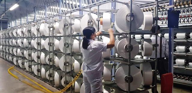 Ra mắt sản phẩm sợi Anpoly mới