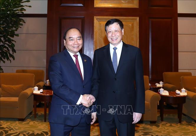 Thượng Hải coi trọng quan hệ với các bộ, ngành và địa phương Việt Nam