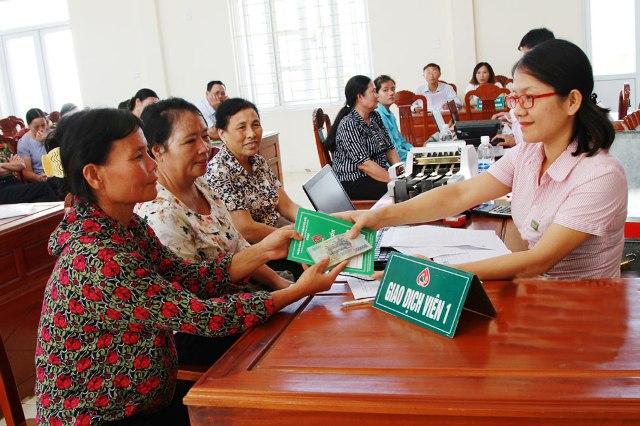 Hiệu quả tín dụng chính sách xã hội ở Thanh Hóa