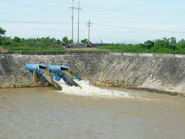 Đà Nẵng tập trung khắc phục tình trạng thiếu nước sinh hoạt