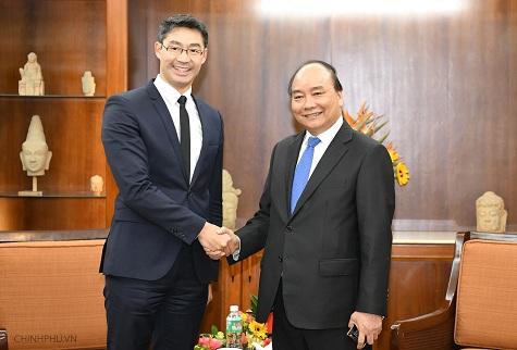 Nguyên Phó Thủ tướng Đức sẽ nỗ lực đóng góp cho sự phát triển của Việt Nam