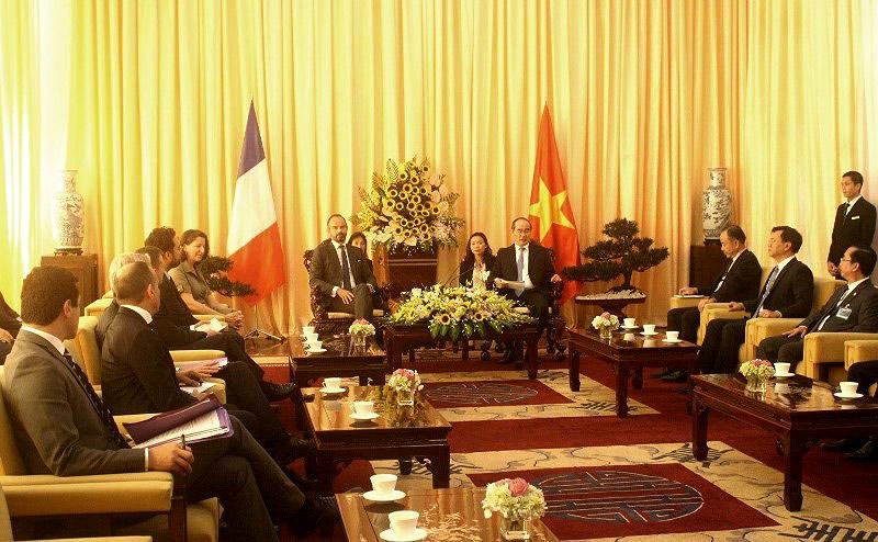 Thúc đẩy hợp tác giữa TP Hồ Chí Minh và các địa phương của Pháp