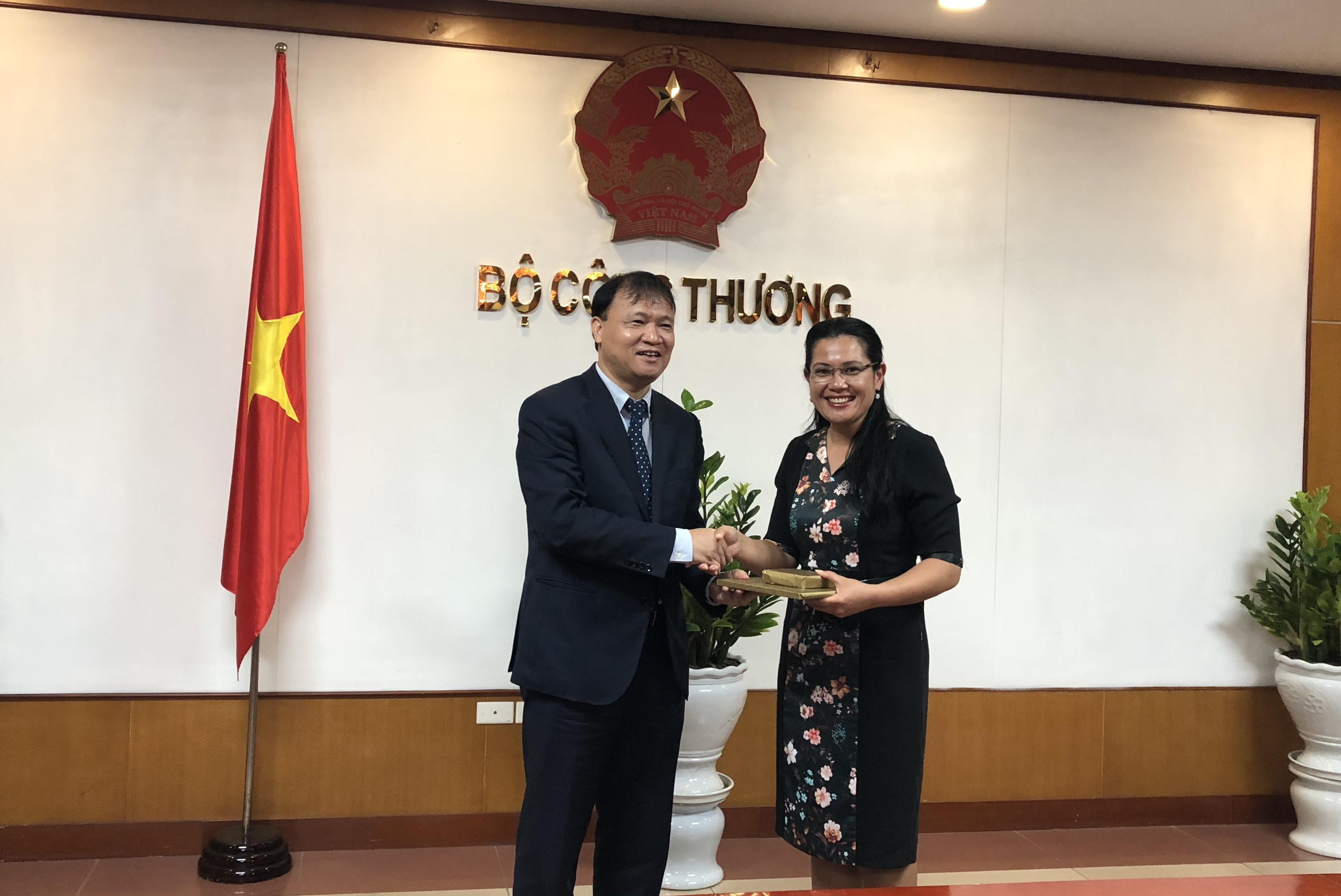 Tăng cường quan hệ kinh tế - thương mại song phương Việt Nam – Úc