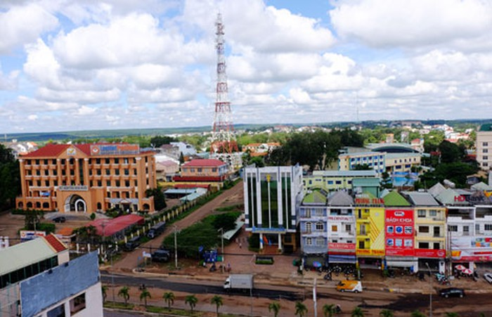 Thành lập một số đơn vị hành chính thuộc tỉnh Bình Phước