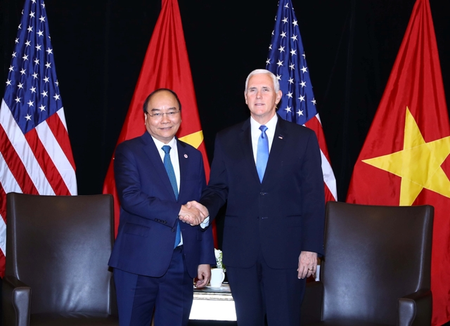 Việt Nam coi Hoa Kỳ là một trong những đối tác quan trọng hàng đầu