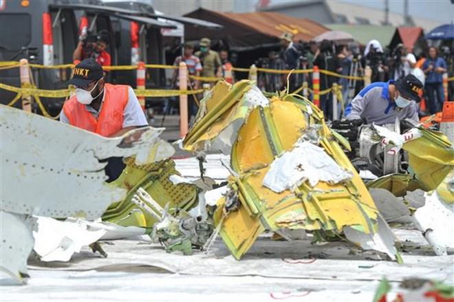 Indonesia tuyên bố kết thúc chiến dịch tìm kiếm cứu nạn vụ rơi máy bay