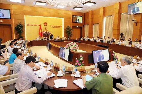 Phân công chuẩn bị Phiên họp thứ 29 của Ủy ban Thường vụ Quốc hội