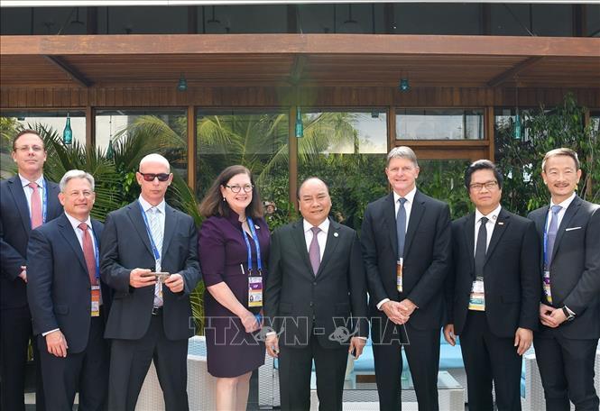 Các doanh nghiệp Hoa Kỳ đã đầu tư trên 12 tỷ USD vào Việt Nam