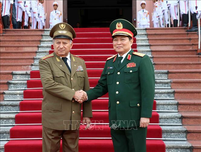 Hợp tác quốc phòng Việt Nam - Cuba ngày càng thiết thực, hiệu quả