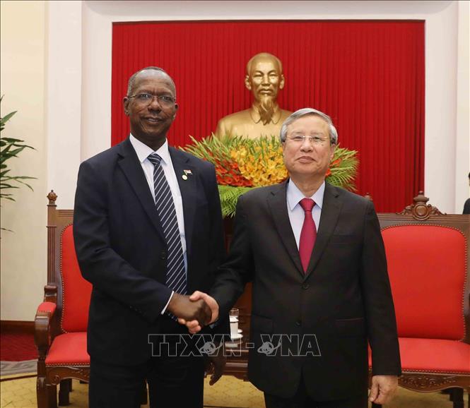 Thúc đẩy quan hệ hữu nghị, hợp tác Việt Nam - Xu-đăng