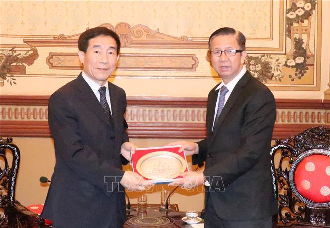 Phát triển quan hệ hữu nghị, hợp tác giữa Việt Nam và Trung Quốc