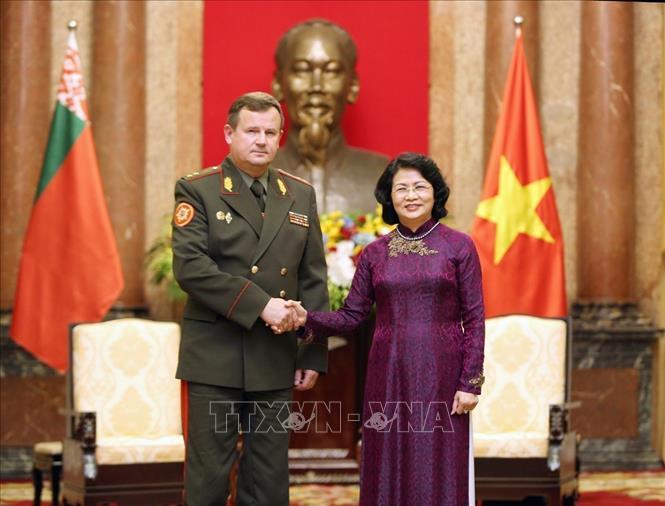 Tăng cường hợp tác quốc phòng Việt Nam – Belarus
