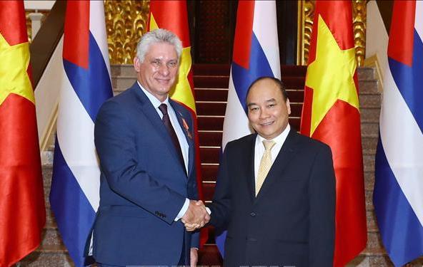 Tăng gấp đôi kim ngạch thương mại Việt Nam - Cuba trong 4 năm tới