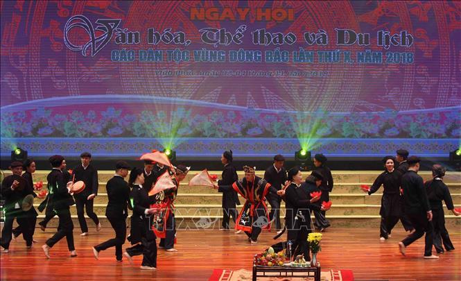 Liên hoan nghệ thuật quần chúng các dân tộc vùng Đông Bắc