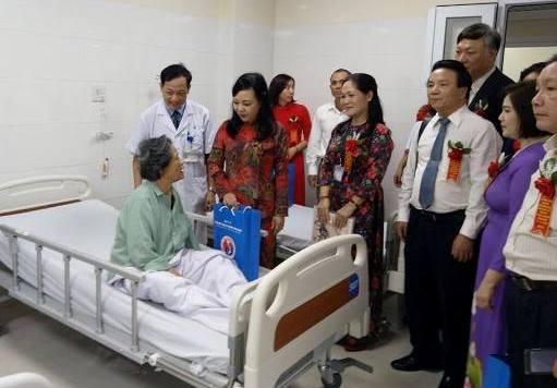Bệnh viện Y học cổ truyền Trung ương có Trung tâm điều trị đa khoa chất lượng cao