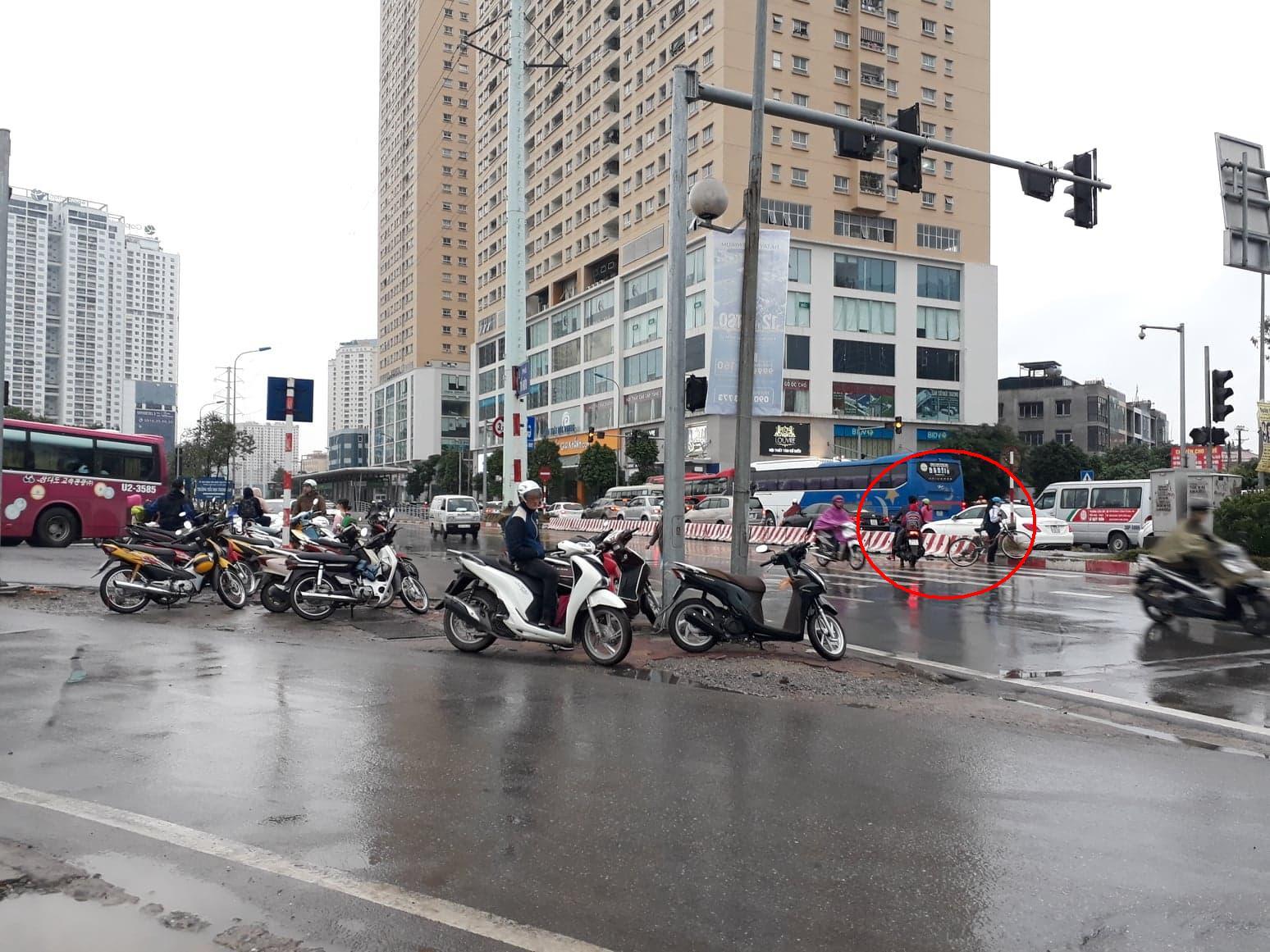 Hà Nội: Cần khắc phục những bất cập giao thông tại nút giao Trung Văn – Tố Hữu