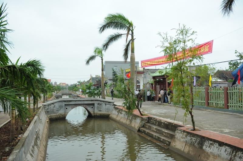 Xây dựng nếp sống văn minh ở Hải Hậu (Nam Định)