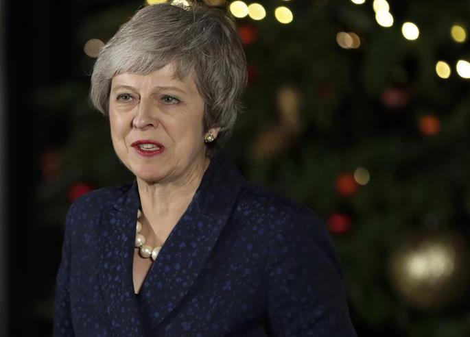 Thủ tướng Anh vượt qua cuộc bỏ phiếu bất tín nhiệm trong đảng Bảo thủ