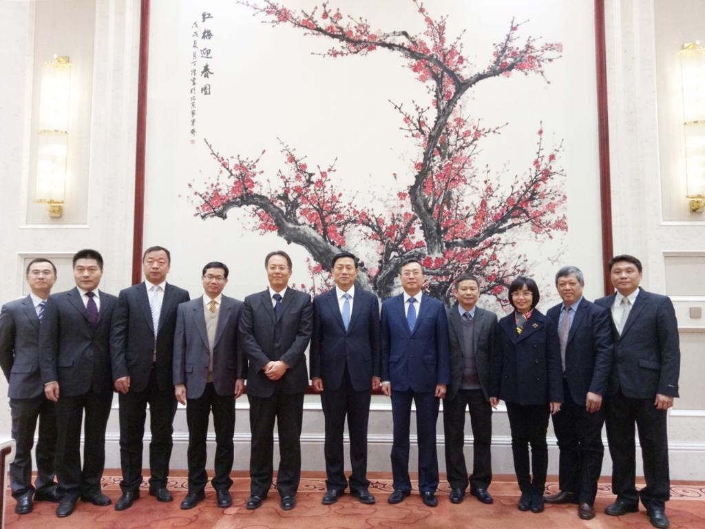 Trao đổi kinh nghiệm nghiên cứu lý luận với Ban Tuyên truyền TW ĐCS Trung Quốc