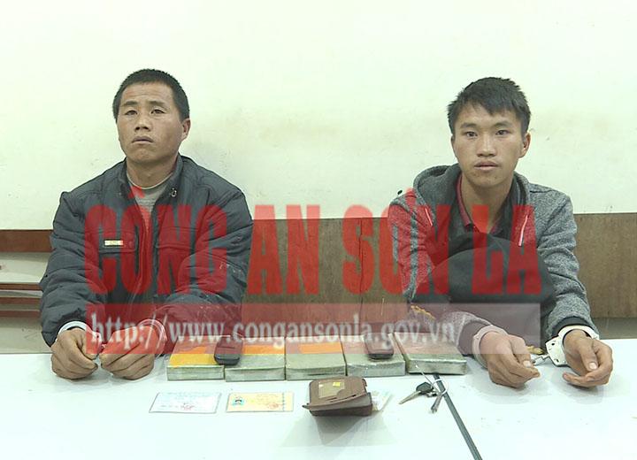 Sơn La: Phá thành công liên tiếp hai vụ án ma túy lớn