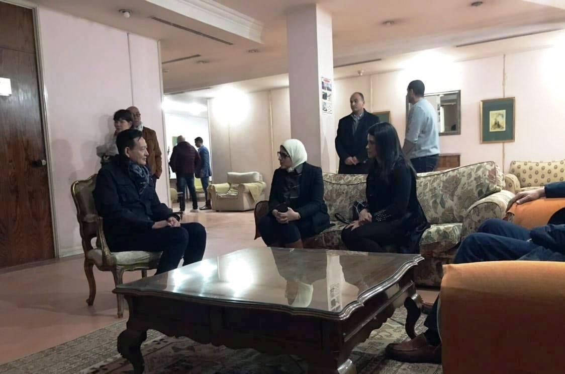 Việt Nam đánh giá cao nỗ lực hợp tác của Chính phủ và nhân dân Ai Cập