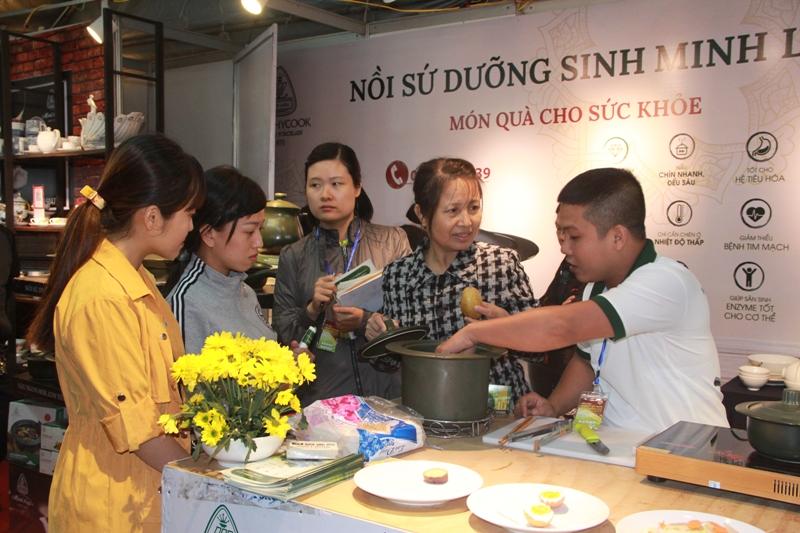 Hơn 200 gian hàng Việt Nam chất lượng cao đến cao nguyên Đắk Lắk