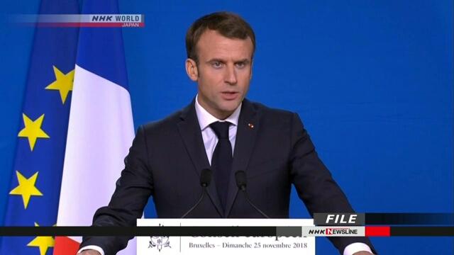 Tổng thống Pháp sẽ phát biểu trên truyền hình nhằm tháo ngòi nổ biểu tình