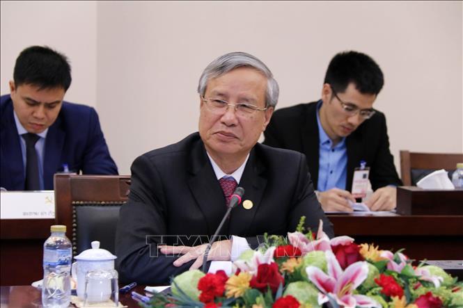Phát triển tích cực quan hệ Đảng Cộng sản Việt Nam và Đảng MPLA