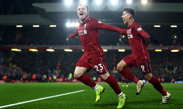Siêu dự giúp Liverpool đại thắng tại derby nước Anh